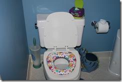 MLIs potty station
