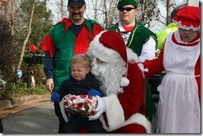 Santa Run 5